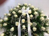 Evening Star Casket Spray Casket Flowers