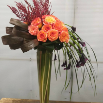 Event arrangements Custom  designs by Barrys flowers