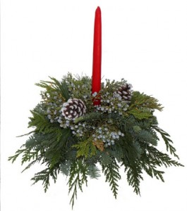 Evergreen Centerpiece