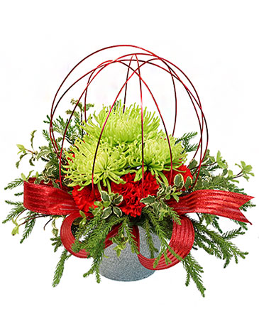 Evergreen Delight Floral Design