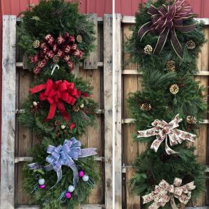 Evergreen Wreathes  in Mazomanie, WI | B-STYLE FLORAL AND GIFTS