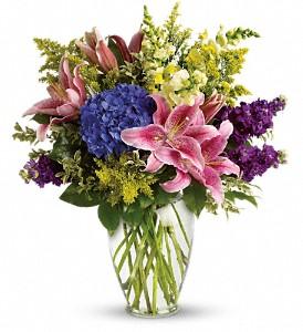 Everlasting Love Mixed Vase in Largo, FL | Rose Garden Florist