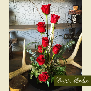Everlasting Love Valentine's Day in Clinton, OK | Prairie Sunshine Flowers & Balloons