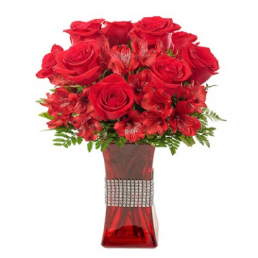 Everlasting Love Bouquet Floral Arrangement