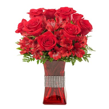 Everlasting Love Bouquet Floral Arrangement