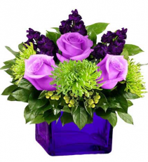 Everlasting Soothing Lavender bouquet Bouquet