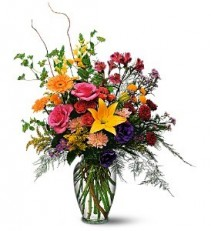 Every Day Counts               TF3-1 Vase Arrangement