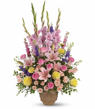 Ever Upward Bouquet Fresh Arrangement
