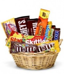 Everyone's Favorite Candy Basket!