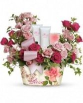 Everything Rosey Gift Bouquet