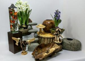 Exclusive Home Decor  in Webster, TX |  La Mariposa Flowers