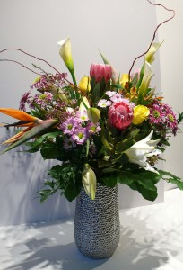 Exotic Arrangement  in Delta, BC | FLOWERS BEAUTIFUL