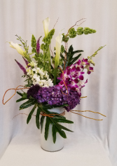 Exotic Chic Arrangement