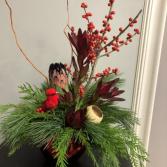 exotic christmas christmas/winter
