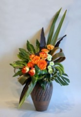 Exotic Grace Arrangement