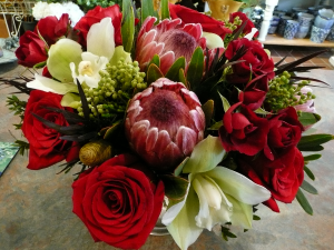 Exotic Holiday  in Easton, CT | Felicia's Fleurs
