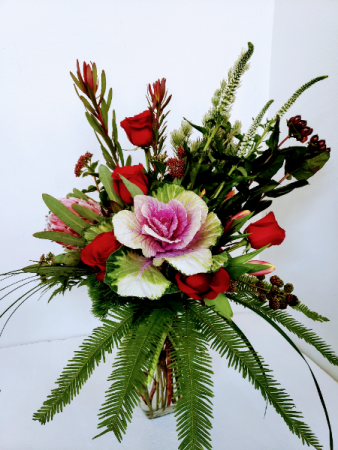 Exotic Love Arrangement Valentine