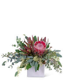 Exotic Naturals Flower Arrangement