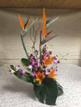 Exotic Paradise Arrangement