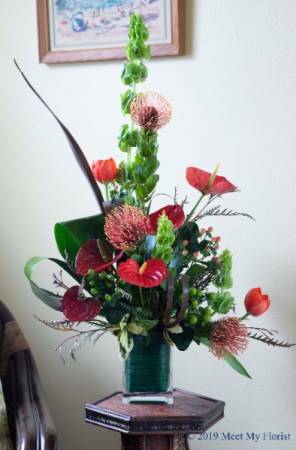 Exotic Paradise Butte Collection in Colusa, CA | Richie's Florist