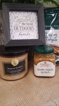 Explore the Outdoors! Gift Basket