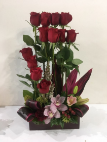 Express love Arrangement