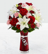 EXPRESSIONS OF LOVE VASE