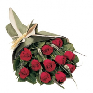 SPECIAL OF THE MONTH  One dozen rose bouquet