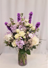 Victorianesque Arrangement in Boca Raton, Florida | FLOWERS OF BOCA