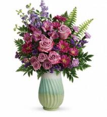 Exquisite Artistry Vase Arrangement