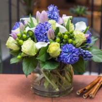 Exquisite Blooms Vase arrangement