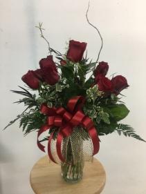 Exquisite dozen Vase arrangement