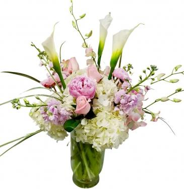 Exquisite Love Vase arrangement
