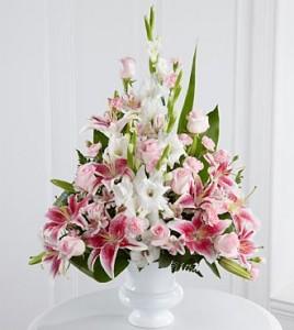 Exquisite Pink  in Universal City, TX | KAREN'S HOUSE OF FLOWERS & CUSTOM CREATIONS