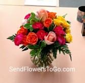 Exquisite Sweetness Rose Bouquet