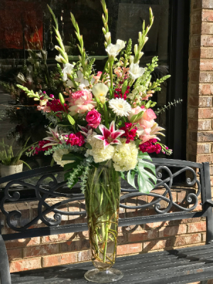 Extra-Large Designer's Choice Floral Arrangement in Sharpsburg, GA | BEDAZZLED FLOWER SHOP