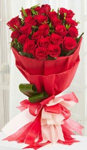 EXTRA LONG PREMIUM ROSES Presentation Style