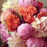 Chique Botanique Summer Handtied Bouquet