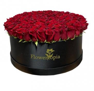 Extreme Love 100 Red Roses