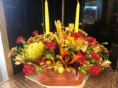 Eye-catching centerpiece
