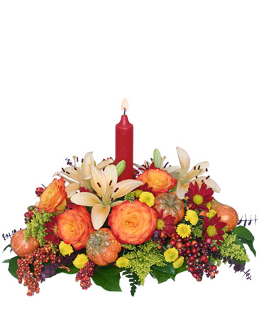 FALL FIESTA Centerpiece