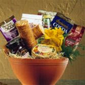 Gourmet Basket (Gourmet in basket may vary)