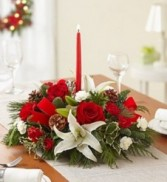 Holiday Centerpiece Christmas