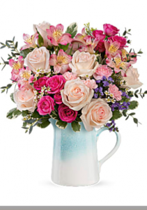 Fab Farmhouse Bouquet Mixed floral Bouquet