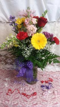 Deal for V-Day! $65.00 arrangement for $50.00