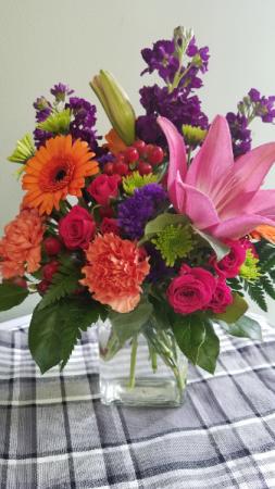 Fabulous Colors! Fresh Flowers