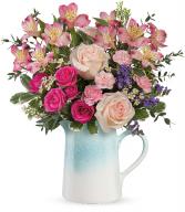 Fabulous Farmhouse Bouquet T21M210A Teleflora