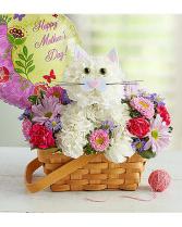 Fabulous Feline™ for Mom '18 Arrangement