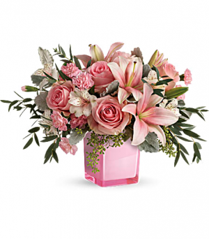 Fabulous Flora Bouquet Love and Romance in Lauderhill, FL | BLOSSOM STREET FLORIST