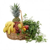 Fabulous Fruit Basket Basket